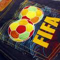 RMC Martin Ksohoh Mens Limited Edition Vintage Cut FIFA World Cup Dark Indigo Raw Selvedge Denim Jeans REDM0003