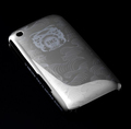 RMC Martin Ksohoh Limited Edition Silver Covered Aluminium iPhone 3GS Incase Slider Case REDM1983