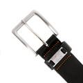 Belt Hugo Boss Orange label Jackson black leather belt 50180958 BOSS1691