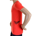 Emporio Armani t shirt red crew neck t shirt 110026 1S521 EAM1520
