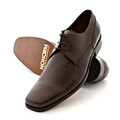 NOHARM shoes Traditional Brown Lace up Vegan Shoe G1936 50193955