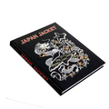 Japan Jacket Book TT01840 hardback Japan Jacket book CANE2832
