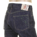 Sugar Cane Okinawa Raw SC40301N Non Wash Vintage Cut Selvedge Denim Jeans for Men CANE3214