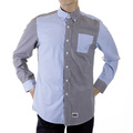 RMC Martin Ksohoh MKWS blue and black patch shirt REDM2109