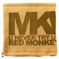 RMC Martin Ksohoh MKWS Latte Fleece Neck Warmer Snood REDM5506A