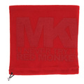 RMC MKWS Red Fleece with Tsunami Waves Reversible Neck Warmer Snood for Men REDM5490A