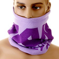 RMC Martin Ksohoh MKWS Light Purple Lilac Reversible Fleece Neck Warmer Snood REDM5509A