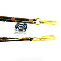RMC Jeans Green Tiger Camo RQA11005 Toyo Lanyard Key Chain with Hand Crafted Wooden Presentation Box REDM0486
