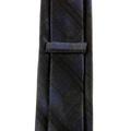 Hugo Boss Tie blue striped silk tie 50209397 BOSS2447