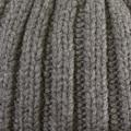 Stone Island Beanie grey roll beanie hat 5515N01D5 SI2181