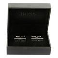 Hugo Boss Cuffllinks silver logo cufflinks 50196962 BOSS2509