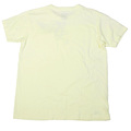 Sugar Cane Mens SC73279 Limited Edition Ivory Slim Fit tubular knit Mister Freedom T-Shirt CANE9168