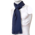 Hugo Boss Scarf Albas Airforce Blue scarf BOSS0838