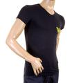 Emporio Armani t shirts navy V neck t shirt 111221 1W515 EAM2382