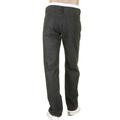 Boss Black jeans Texas 50207583 002 washed black Hugo Boss denim jean BOSS2496