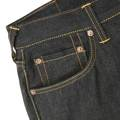 Evisu Mens Vintage Cut Embroidered Bonsai Tree Raw Selvedge Denim Jeans EVIS4270