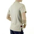 Evisu Genuine Crew Neck Stone Putty Short Sleeve Rare Royalty Logo T Shirt EVIS2301
