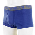 Under wear Emporio Armani royal blue stretch cotton trunk 111866 2P540 EAM0330