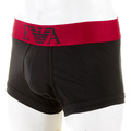 Under wear Emporio Armani black cotton trunk 110852 2P718 EAM0349