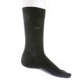 Emporio Armani black socks 303402CC EAM0606