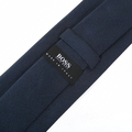 Boss Black classic dark navy 50227981 Hugo Boss silk tie BOSS1394