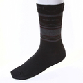 Boss Black label striped black socks 50225839 BOSS1713