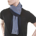Boss Black Label navy blue striped Farold 50235194 Hugo Boss scarf BOSS2920