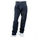 Evisu Limited Edition Vintage Cut Japanese Unwashed Selvedge Raw Denim Jeans EVIS7113