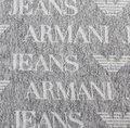 Armani Jeans mens blue U6410 N2 woven scarf AJM2506
