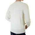 Ijin mens natural J3209 1 standard label knitwear IJIN2364
