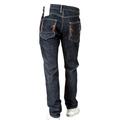Ijin mens J5214 23E red line leg slim denim jeans Ijin2245
