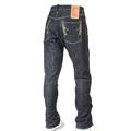 Ijin mens J5099 75E wrap leg regular fit denim jeans Ijin2253