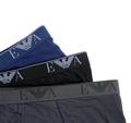 Emporio Armani mens Underwear 3 pack 111357 3A715 trunk EAM2507