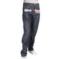 RMC X 4A Version 5 Model 1001 Embroidered Black Monster Rider FM Union Indigo Raw Denim Jeans for Men RMC1940