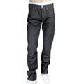 Sugarcane Slim Fit CP41218 Straight Leg One Wash Selvedge Denim Jeans for Men CANE4412A