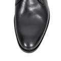Hugo Boss shoes Dresert black leather ankle boots 50271584 BOSS4411