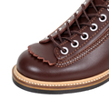 Lone Wolf Mens Brown Leather Calf High Goodyear Welted Lace Up F01615 Carpenter Work Boots CANE4450