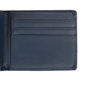Carhartt mens blue penny leather 1010358 wallet CARH3874