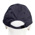 Stone Island mens navy cotton 611599194 baseball cap SI4078