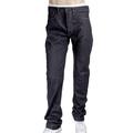 RMC Jeans RQP14019 Lucky Cat Maneki Neko Embroidered Indigo 1011 Slim Cut Raw Selvedge Denim Jeans RMC4115
