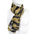 RMC Martin Ksohoh Vintage Tiger Camo Cotton Scarf for Men RMC2195