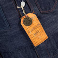 Sugarcane Raw Denim SC12240N Vintage Cut Larger Fit 1930s Work Jacket for Men CANE2987
