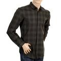 Mens Boss Black slim fit shirt BOSS4388