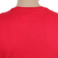 Aquascutum Mens Red Crew Neck t shirt AQUA4825