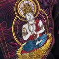 RMC Jeans Dainiti Nyorai YEAR OF THE RAM Embroidered Indigo Raw Selvedge Denim Jeans REDM3104