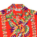 Sun Surf SS37468 Mens Red Hawaiian Shirt SURF7536
