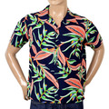 Sun Surf Hanging Heliconia Hawaiian Shirt SURF7534