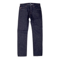 Armani Jeans J45 Classic Washed Blue Slim Fit Regular Waist Zip Fly Slim Leg Jeans for Men AJM6392