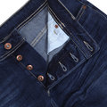 RMC Red Monkey Slim Denim Jeans In Dark Blue RMC7523