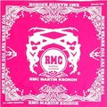 RMC Jeans 100% Cotton Mens Fuchsia Printed Bandana RMC Jeans2917